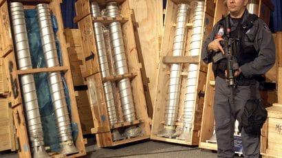 Libya centrifuges