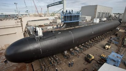 USS Minnesota submarine