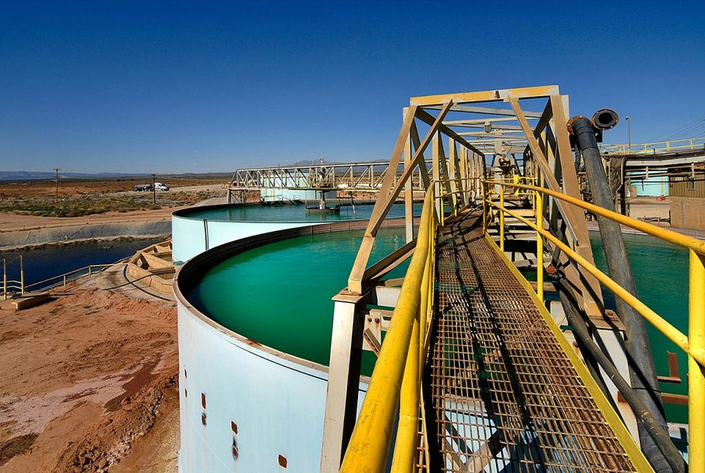 White Mesa uranium mill