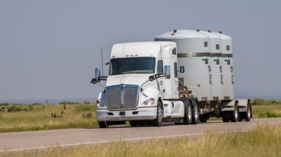 Waste Isolation Pilot Plant receives 12,500th shipment of transuranic waste