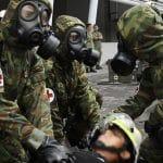 Bioterrorism exercises