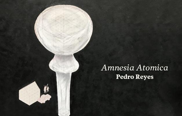 Amnesia Atomica by Pedro Reyes