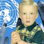 donald trump child united nations nuclear missiles disarmament bernard baruch