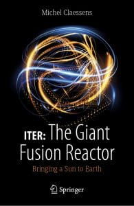 cover of book about fusion and ITER