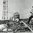 atomic bomb dome army military hiroshima nuclear bomb