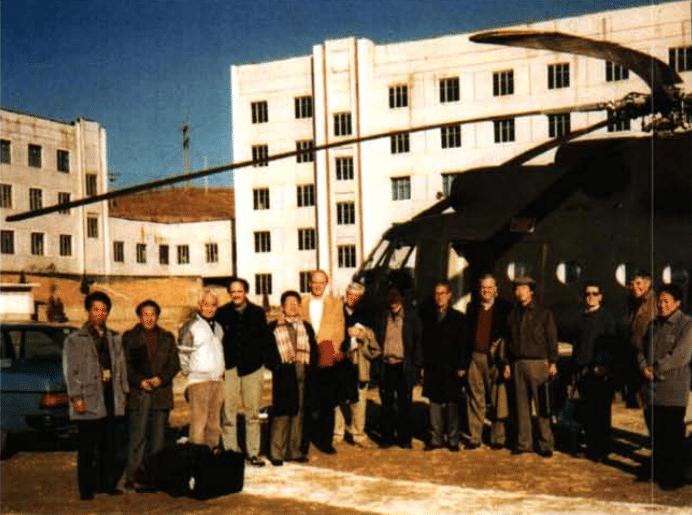 Yongbyon reactor in north korea