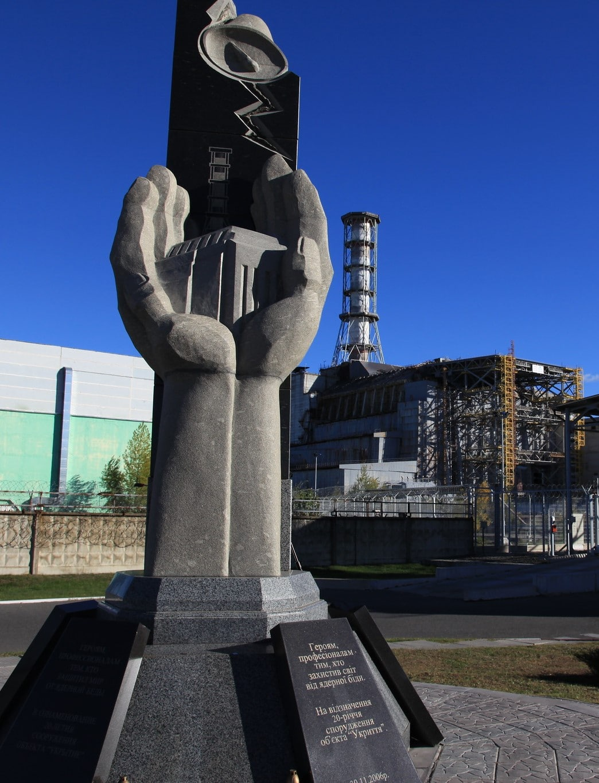 Chernobyl memorial 2006