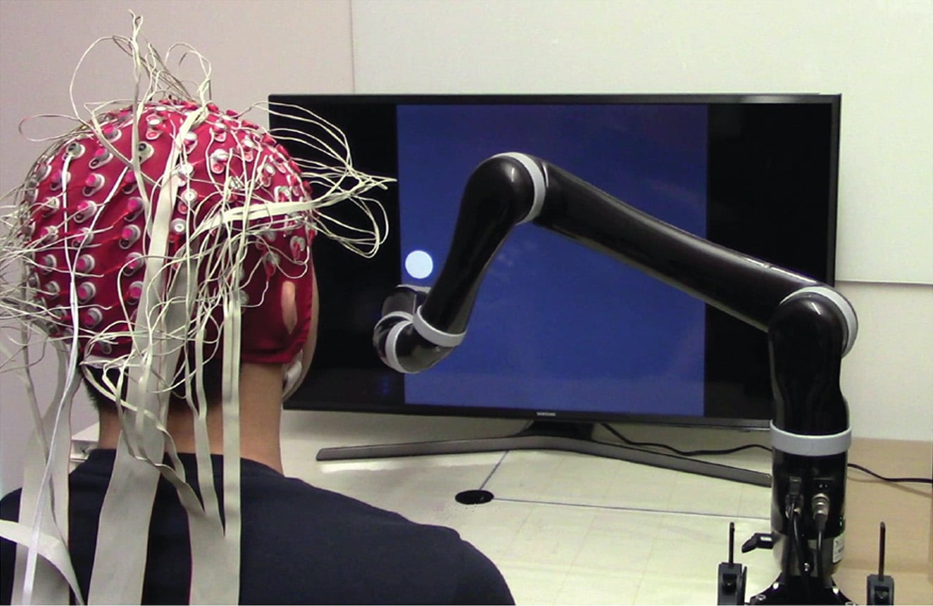 The brain-computer interface is coming