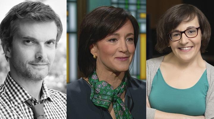Paul Tullis, Dawn Sinclair Shapiro, Amy Orsborn