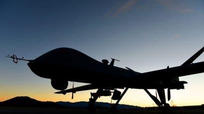 MQ-9 Reaper.