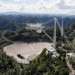 radio telescope, Arecibo Observatory