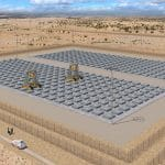 Rendering of proposed HI-STORE Consolidated Interim Storage Facility