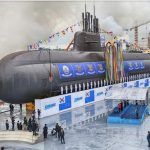 South Korean submarine