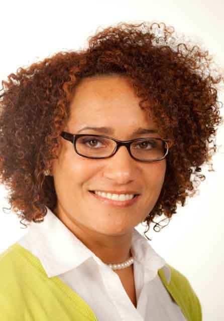 Professor Keesha Middlemass.