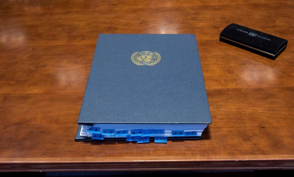 TPNW book of signatures