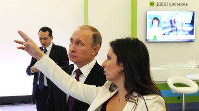 Putin at RT.