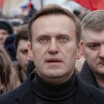Russian opposition leader Alexy Navalny.