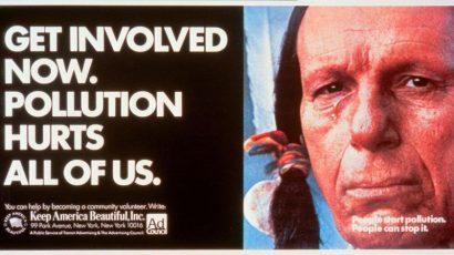1971 keep america beautiful ad