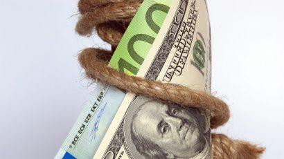 money and hangman's rope