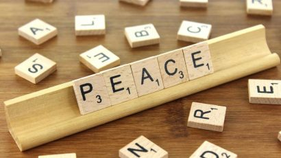 Peace by Nick Youngson CC BY-SA 3.0 Alpha Stock Images