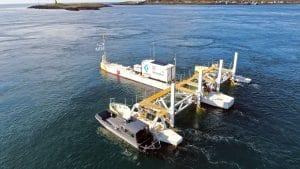 tidal power prototype