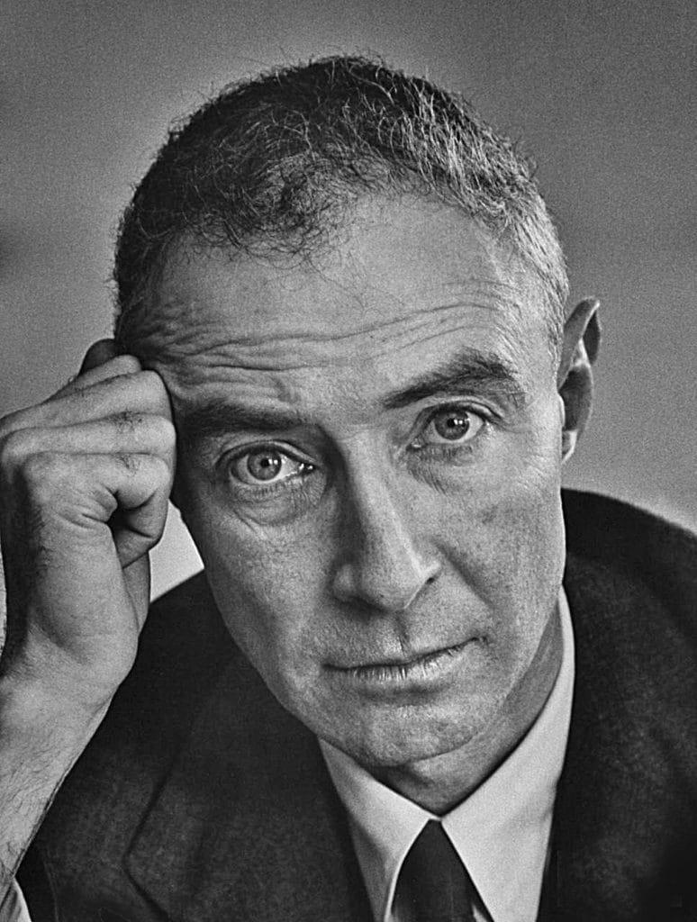 J. Robert Oppenheimer. Credit: James Vaughn. CC BY-NC-SA 2.0. Accessed via Flickr.