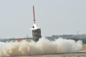 The Pakistani military test-launched the Babur-1 in March 2020. The test was a failure.