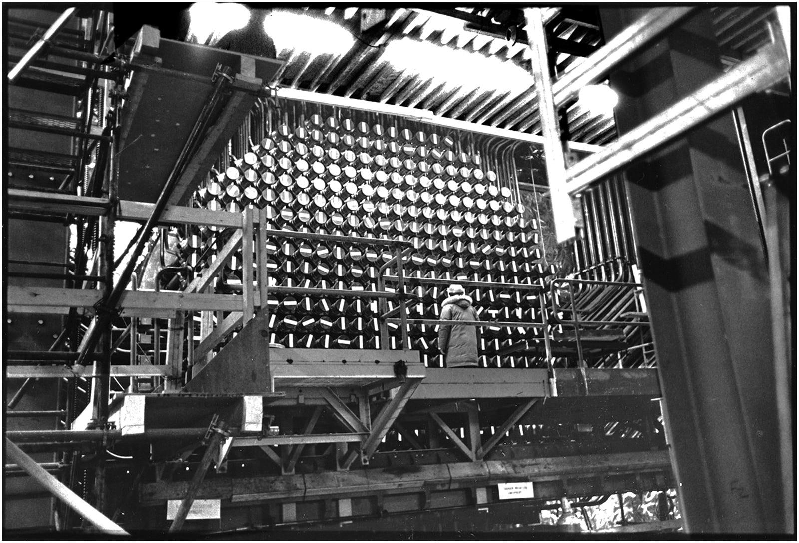 10 Face of CANDU reactor