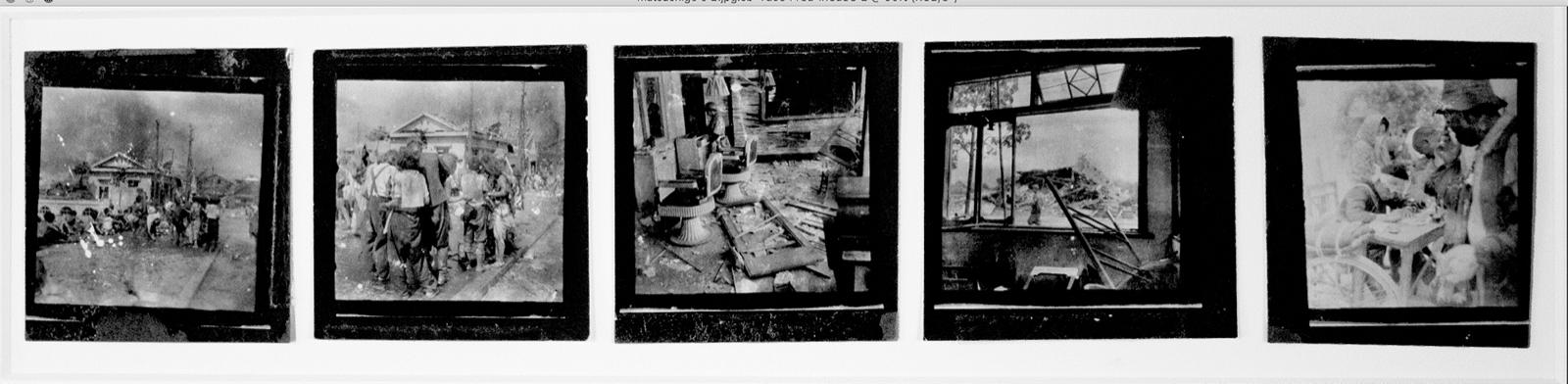 5 Matsushige's 5 Hiroshima photos