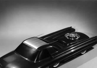 Ford Motor Company's Nucleon car design (1958)