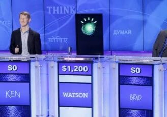 IBM's Watson, an artificial intelligence (AI) computer system, became a celebrity when it successfully won $1,000,000 on Jeopardy!.