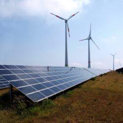 The windenergy park