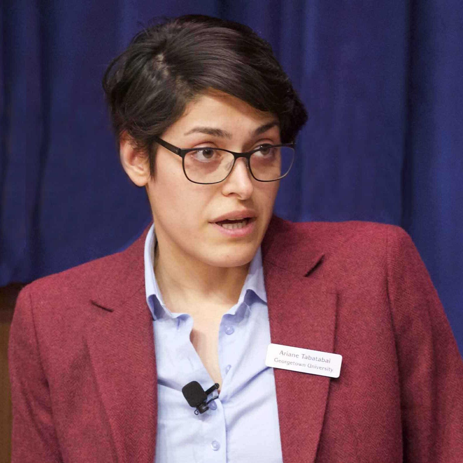 Ariane Tabatabai